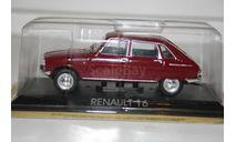 1/43 Renault 16 Masini de Legenda №78 -IXO, масштабная модель, scale43