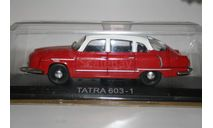 1/43 TATRA 603-1 Masini de Legenda №24  -IXO, масштабная модель, 1:43