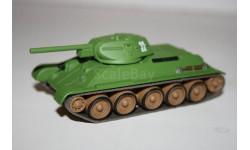 1/72 Т-34/76 - Русские танки Eaglemoss №6, масштабные модели бронетехники, scale43