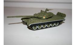 1/72 Т-72 - Русские танки Eaglemoss №1, масштабные модели бронетехники, scale43