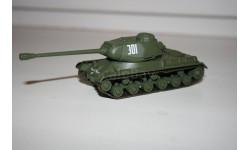 1/72 ИС-2 - Русские танки Eaglemoss №2, масштабные модели бронетехники, 1:43, 1/43