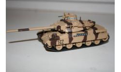 1/72 Танк AMX-30 Франция 1982 - Боевые Машины Мира Eaglemoss №12