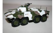 1/72 БРМ Лукс Германия 1975 - Боевые Машины Мира Eaglemoss №27, масштабные модели бронетехники, ТАНК, 1:72