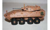 1/72 LAV-25 Канада 1983 - Боевые Машины Мира Eaglemoss №24, масштабные модели бронетехники, ТАНК, 1:72