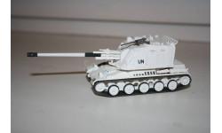 1/72 AMX AUF1 Франция 1978 - Боевые Машины Мира Eaglemoss №31