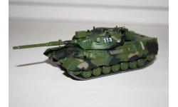 1/72 Леопард 1 Германия 1972 - Боевые Машины Мира Eaglemoss №32