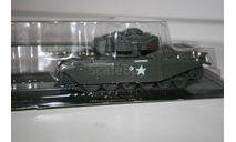1/72 Центурион МК3 Великобритания, 1945 - Боевые Машины Мира Eaglemoss №35, масштабные модели бронетехники, ТАНК, 1:72