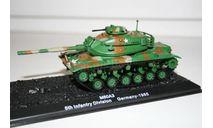 1/72 М60A3 Germany 1985- Танки Мира №12, масштабные модели бронетехники, арсенал коллекция, 1:72