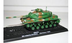 1/72 М60A3 Germany 1985- Танки Мира №12, масштабные модели бронетехники, арсенал коллекция, scale43