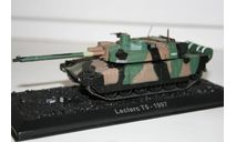 1/72 Леклерк Т5 1997- Танки Мира №10, масштабные модели бронетехники, арсенал коллекция, 1:72