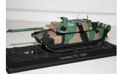 1/72 Леклерк Т5 1997- Танки Мира №10, масштабные модели бронетехники, арсенал коллекция, scale43
