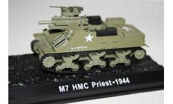 1/72 M7 HMC Priest 1944- Танки Мира №35, масштабные модели бронетехники, арсенал коллекция, scale43