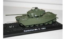 1/72 Centurion Mk.5 1961- Танки Мира №17, масштабные модели бронетехники, арсенал коллекция, scale43