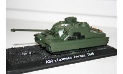 1/72 A39 Tortoise Англия 1945- Танки Мира №3, масштабные модели бронетехники, арсенал коллекция, scale43