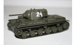 1/72 КВ-1С - Русские танки Eaglemoss №28