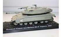 1/72 Merkava 4 Израиль 2004 - Танки Мира №4, масштабные модели бронетехники, арсенал коллекция, 1:72