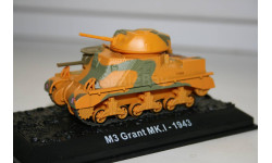 1/72 М3 ГРАНТ МК.1 1943 - Танки Мира №2, масштабные модели бронетехники, арсенал коллекция, scale43