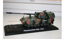 1/72 Panzer-Haubitze 2000 - Танки Мира №21, масштабные модели бронетехники, арсенал коллекция, 1:72