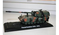 1/72 Panzer-Haubitze 2000 - Танки Мира №21, масштабные модели бронетехники, арсенал коллекция, scale43