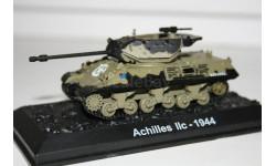 1/72 АХИЛЛЕС 2С 1944- Танки Мира №9, масштабные модели бронетехники, Eaglemoss, scale43