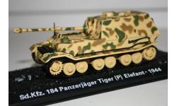 1/72 Sd.Kfz.184 Panzerjager Tiger(P) Фердинанд- Танки Мира №28, масштабные модели бронетехники, Eaglemoss, 1:43, 1/43