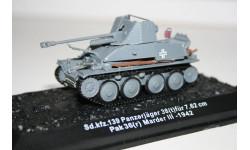 1/72 Marder 3 -1942 Танки Мира №30, масштабные модели бронетехники, Eaglemoss, scale43