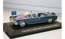 1/43 Lincoln Continental Limousine SS-100-X-Presidential cars-Norev-Atlas, масштабная модель, scale43