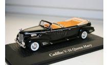 1/43 Cadillac V-16 Queen Mary-Presidential cars-Norev-Atlas, масштабная модель, 1:43