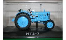 1/43 МТЗ-7 ТРАКТОРЫ №74 HACHETTE, масштабная модель, scale43