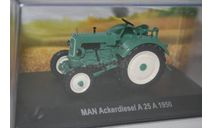 1/43 MAN Ackerdiesel A25A ТРАКТОРЫ №75 HACHETTE, масштабная модель, scale43