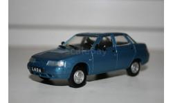 1/43 ВАЗ-2110 - Авто Легенды СССР и Соцстран №226
