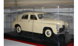 1/24 ГАЗ-М20 Победа №3 -Легендарные советские автомобили HACHETTE, масштабная модель, 1:24