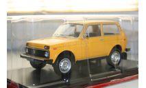 1/24 ВАЗ-2121 НИВА №5 -Легендарные советские автомобили HACHETTE, масштабная модель, scale24