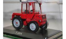 1/43 Т-30А-ТРАКТОРЫ №82 HACHETTE, масштабная модель трактора, scale43