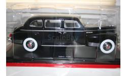 1/24 ЗИС-110 №7 -Легендарные советские автомобили HACHETTE, масштабная модель, scale24