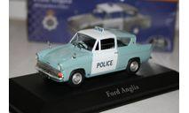1/43 Ford Anglia-Metropolitan Police-Atlas, масштабная модель, IXO, scale43