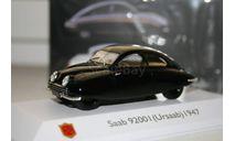 1/43 Saab 9200 I (Ursaab)-1947 -Atlas, масштабная модель, scale43