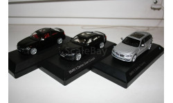 1/43 Набор 3 модели BMW 2,3,4 Series - Paragon,Minichamps,Kyosho