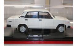 1/24 ВАЗ-2105 №57 -Легендарные советские автомобили HACHETTE