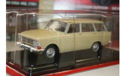 1/24 Москвич-427(1967-1976) №56 -Легендарные советские автомобили - HACHETTE