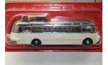 1/43 Isobloc 648 DP - серия «Autobus et autocars du Monde» №2 Hachette, масштабная модель, 1:43