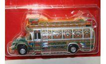 1/43 Bedford TJ Rocket Bus Pakistan - серия «Autobus et autocars du Monde» №26 Hachette, масштабная модель, 1:43