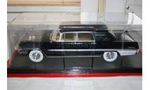 1/24 ЗИЛ-111Д №62 -Легендарные советские автомобили HACHETTE, масштабная модель, scale43