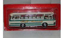 1/43 Neoplan NH9L Hamburg - серия «Autobus et autocars du Monde» № 40 Hachette, масштабная модель, scale43