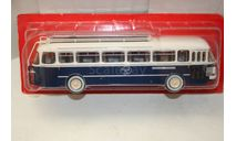 1/43 Saviem Chausson SC 1 - серия «Autobus et autocars du Monde» № 94 Hachette, масштабная модель, scale43