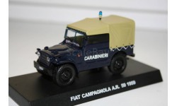 1/43 Fiat Campagnola 1959 - Специальный выпуск ПММ, масштабная модель, DeAgostini, 1:43
