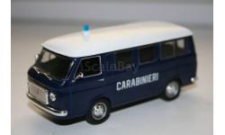 1/43 FIAT 238 Minivan - Полиция Италии №2 ПММ, масштабная модель, DeAgostini, scale43