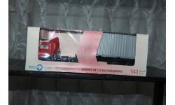 КамАЗ-54112 с п/пр контейнеровоз