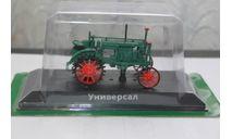 ВТЗ Универсал, масштабная модель трактора, Тракторы. История, люди, машины. (Hachette collections), scale43