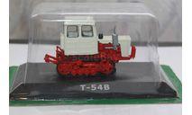 Т-54В, масштабная модель трактора, Тракторы. История, люди, машины. (Hachette collections), scale0